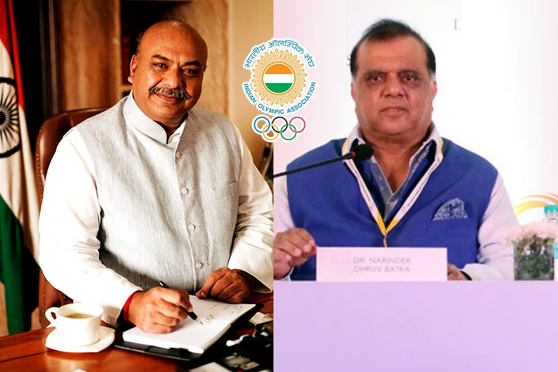 IOA Infighting : Mud slinging continues, Sudhanshu Mittal again shoots letter to IOC