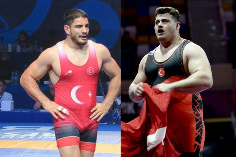 World champs Taha Akhgul and Riza Kayaalp awarded 'Sportsmen of the Year'