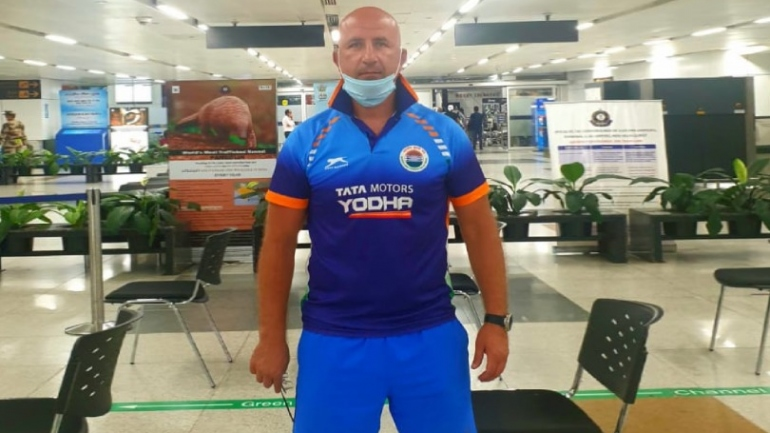 Coach Shako returns to India, will join Bajrang Punia in Bangalore after two weeks