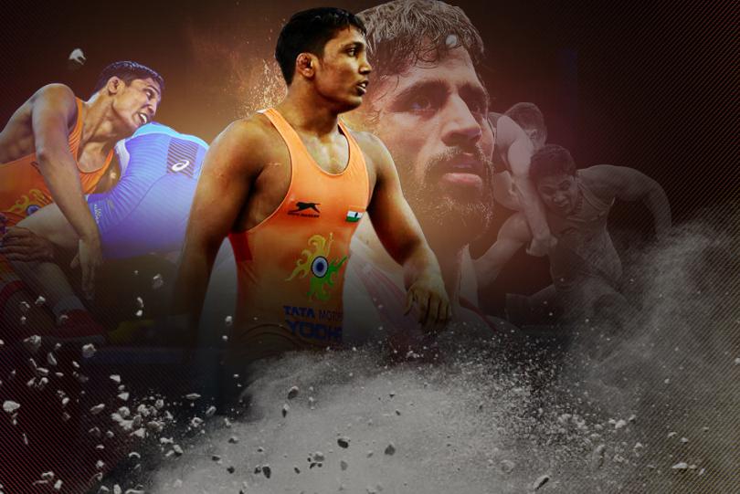 Tokyo Olympics: Bajrang Punia lends helping hand to Gaurav Baliyan