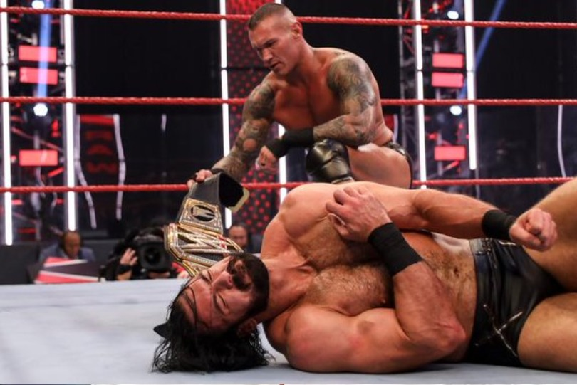 WWE Raw Prediction: How will Drew McIntyre respond to Randy Orton's attack?