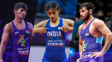 5 Indian wrestlers who have tested positive for covid-19