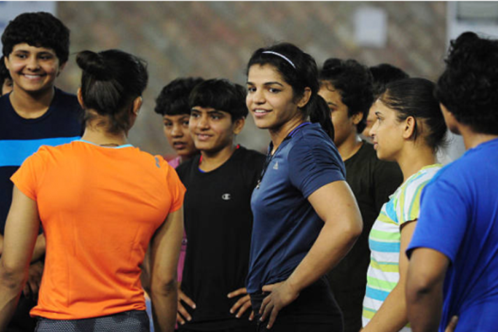 Sakshi Malik to miss initials days of wrestling camp