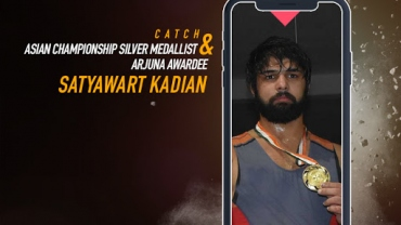 The WrestlingTV Show LIVE: Catch Arjuna Awardee Satyawart Kadian on Wednesday live; check details