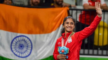 UWW Live: Vinesh Phogat talks about how moving up to 53kg impacted her career; Watch Full Interview