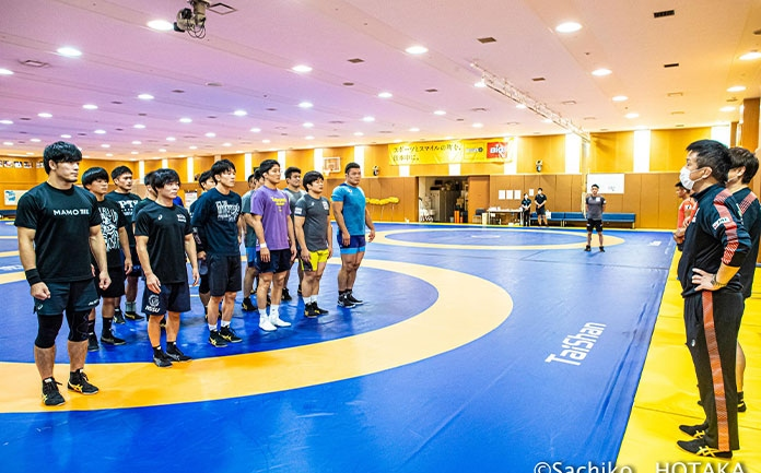 Japan resumes national camp after 6 months, prepare IPL-like bio bubble for wrestlers