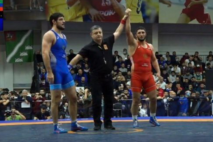 Abdulrashid Sadulaev wins fifth national title, sets goals for proposed world championship