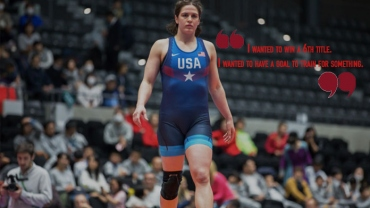 "Five-time World champ Adeline Gray ""sad"" as USA  pulls out of world championship"