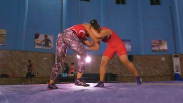 Women wrestlers to begin partner training from next week at wrestling camp