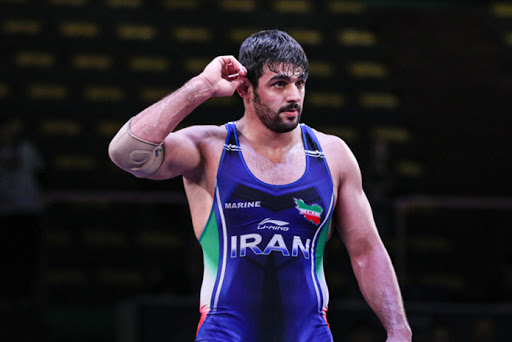 Iran Premier League: Top 10 wrestlers in Group B at the end of group competitions for week 1