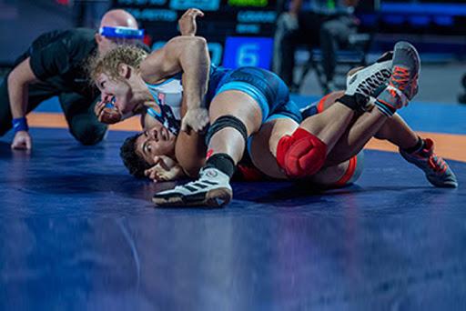 US Senior Nationals Day 1 Results: World medallistSarah Hildebrandt wins gold in 1st competition since forcedlockdown