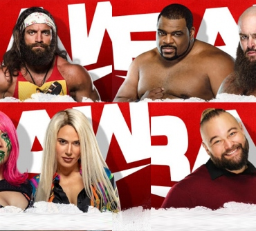 All 4 confirmed matches for the tonight's WWE RAW season premiere episode; all you need to know – 19th October 2020