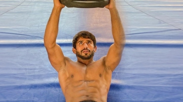 "Bajrang Punia says ""World Championship will give us a chance to gauge our level"""