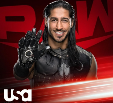 """WWE Raw Preview: Mustafa Ali to speak out as """"RETRIBUTION"""" leader for the time on RAW"""