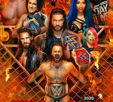 WWE Hell in a Cell 2020 all stipulation matches