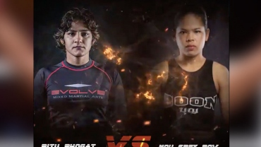 4 days to go: Ritu Phogat to defend her undefeated streak at ONE Championship on Friday