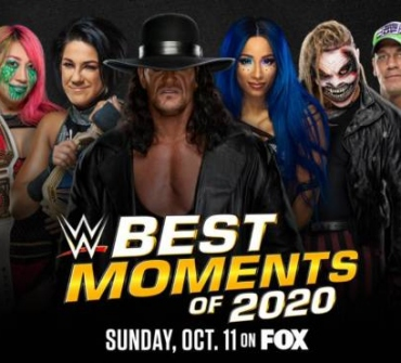 """WWE will cover-up """"WWE's Best Moments of 2020""""  this Sunday"""