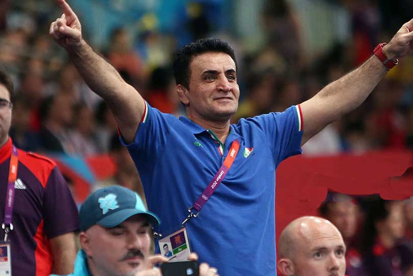 Iran's Greco Roman coach Mohammad Bana hospitalised after testing COVID-19 positive