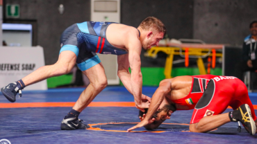Big upset! Unranked Zain Retherford beat 3x World Champ Bajrang Punia