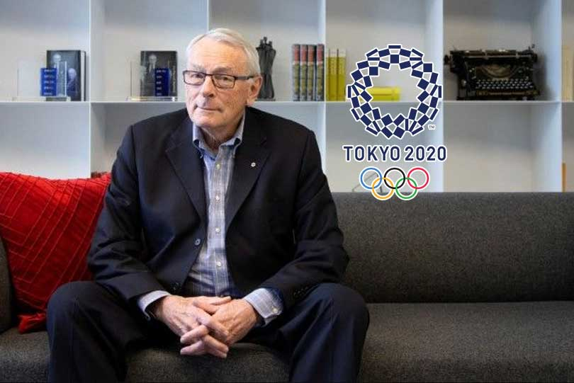 Tokyo Olympics – Uncertainty grows: IOC member Dick Pound says, not sure if Tokyo Olympics will go ahead