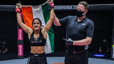 One Championship: Ritu Phogat Wants Time With Family, Entry Into Atomweight World Grand Prix in 2021
