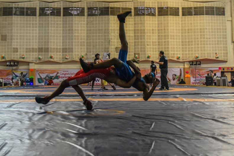 States to hold Wrestling trials for Senior Nationals in 1st week of Jan