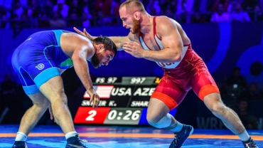 Henri Deglane Grand Prix : Olympic champs Snyder, Sharifov named in the star-studded starting list for tournament in France