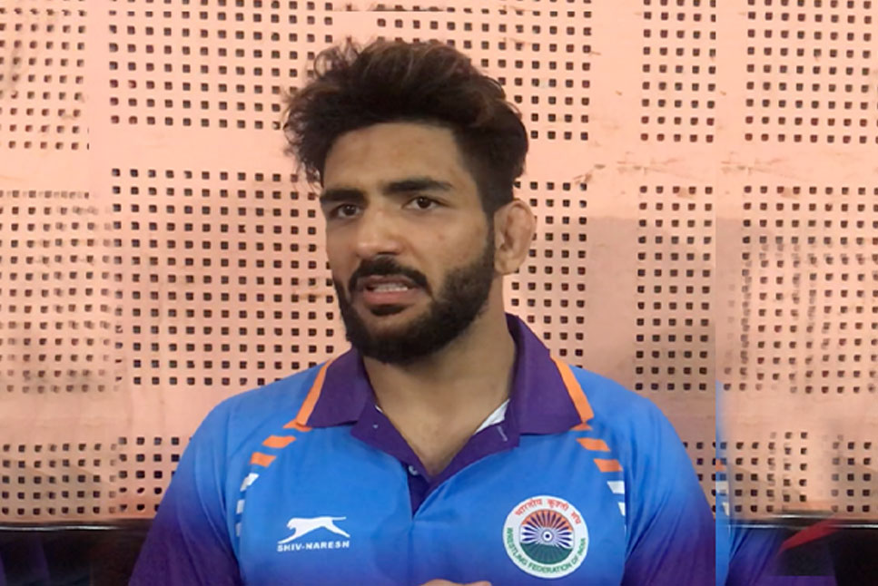 Tokyo Olympics: Sandeep Singh Mann – the next big thing in Indian wrestling