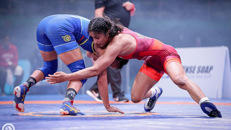 Rome Rankings Series Day 3 Full Result: Vinesh Phogat wins gold, Nandini misses out on bronze