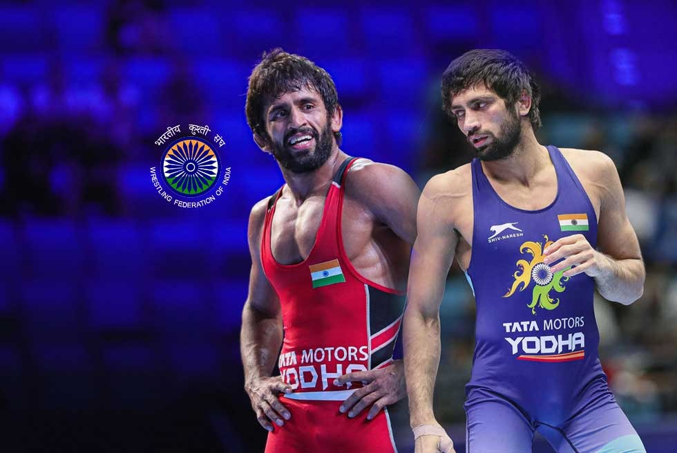 Asian Wrestling champion Ravi Dahiya eyes Olympics Gold, says 'support by Tata Motors huge blessing'