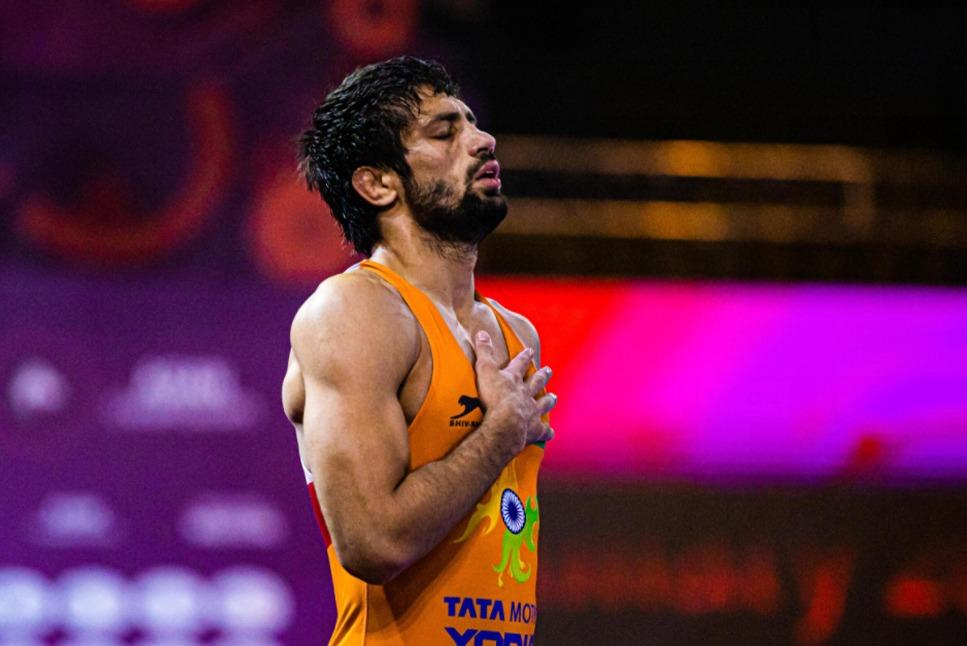 Tokyo Olympics: Wrestler Ravi Dahiya takes silver after losing final to Zavur Uguev