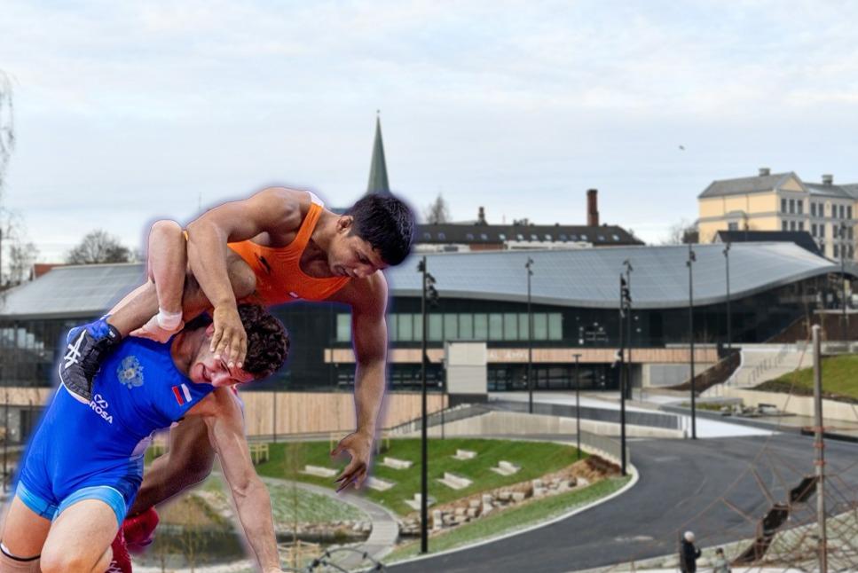 World Wrestling Championship: तस्वीरों में देखिए कैसा है Oslo, Norway