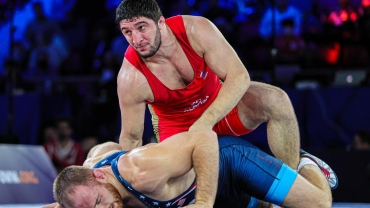 Snyder was better prepared at Olympics: Sadulaev after 'easy' win to 5th World title
