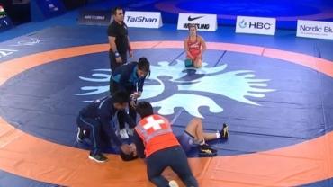 World Wrestling Championship Day 6: Anshu Malik scripts history with a Siliver, Sarita Mor wins bronze: Check Highlights