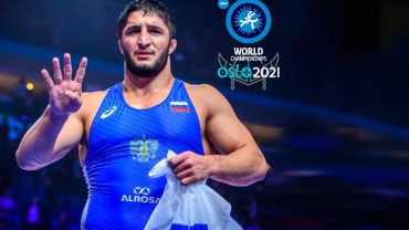 Wrestling World Championship LIVE: 25 Olympic medallist in action in Oslo, Catch World Championship LIVE streaming on WrestlingTV.in