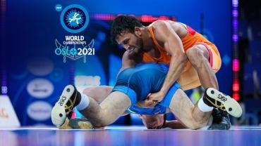 Wrestling World Championship: Pinki fails in Bronze Medal playoff