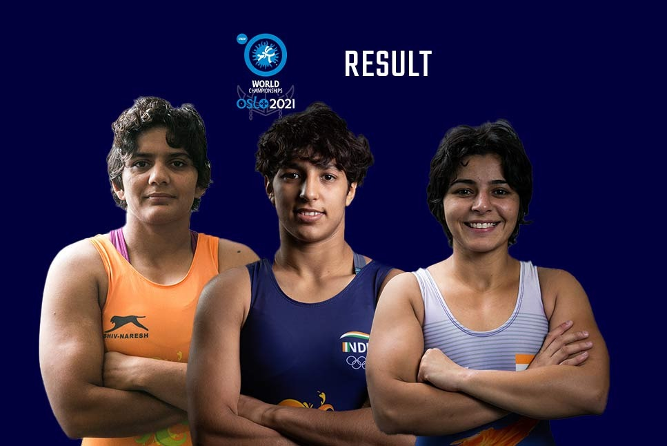 Wrestling World Championship Day 5 Results: Anshu and Sarita in semifinal, Kiran in bronze medal playoff