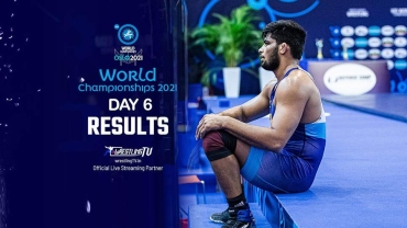 Wrestling World Championship Day 6 Results: Divya Kakran bows out after loss in repechage, Greco-Roman wrestlers disappoint